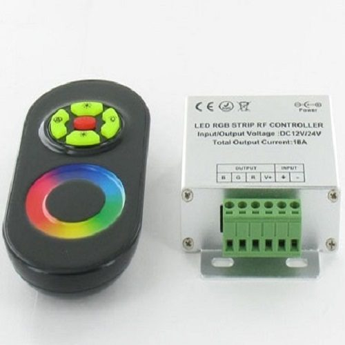 Rainbow RGBW controller, 6 Ampere per kanaal