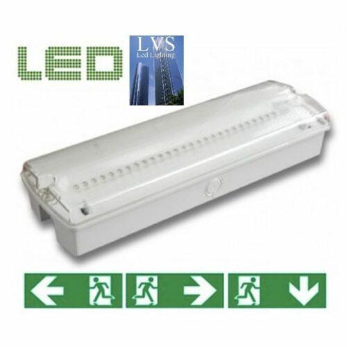 LED noodverlichting wettelijk verplicht