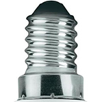 LED fitting E14