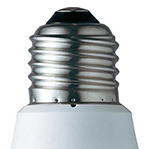 LED fitting E27