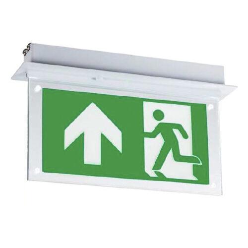 Plafond noodverlichting